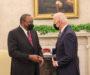 DOZI Milioni 17 za virusi vya corona kwa Bara Afrika, baada ya Mkutano wa rais Uhuru Kenyatta na rais wa Marekani Joe Biden